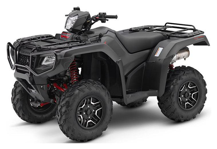 2017 Honda FourTrax Foreman Rubicon 4x4 DCT EPS Deluxe in Amherst, Ohio
