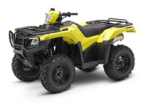2017 Honda FourTrax Foreman Rubicon 4x4 EPS in Amarillo, Texas