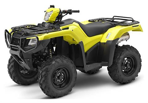 2017 Honda FourTrax Foreman Rubicon 4x4 EPS in Laurel, Maryland