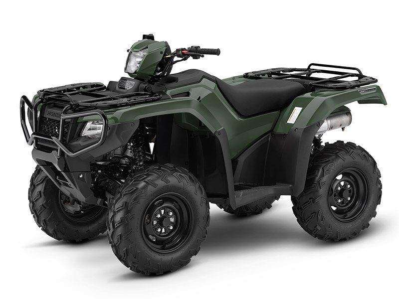2017 Honda FourTrax Foreman Rubicon 4x4 EPS