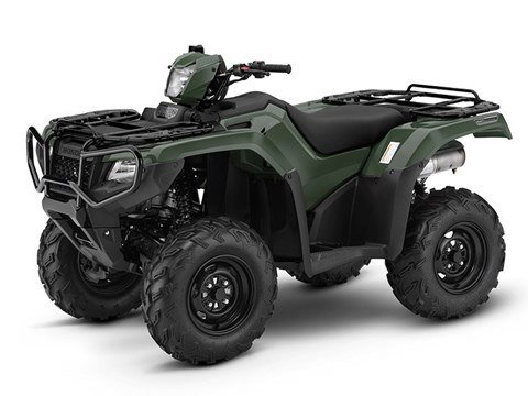 2017 Honda FourTrax Foreman Rubicon 4x4 EPS in San Francisco, California