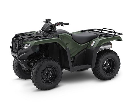2017 Honda FourTrax Rancher in Roca, Nebraska