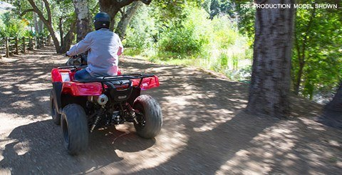 2017 Honda FourTrax Rancher in Goleta, California - Photo 4