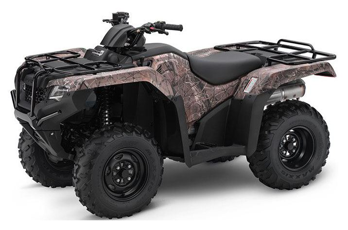 2017 Honda FourTrax Rancher 4x4 in Lagrange, Georgia