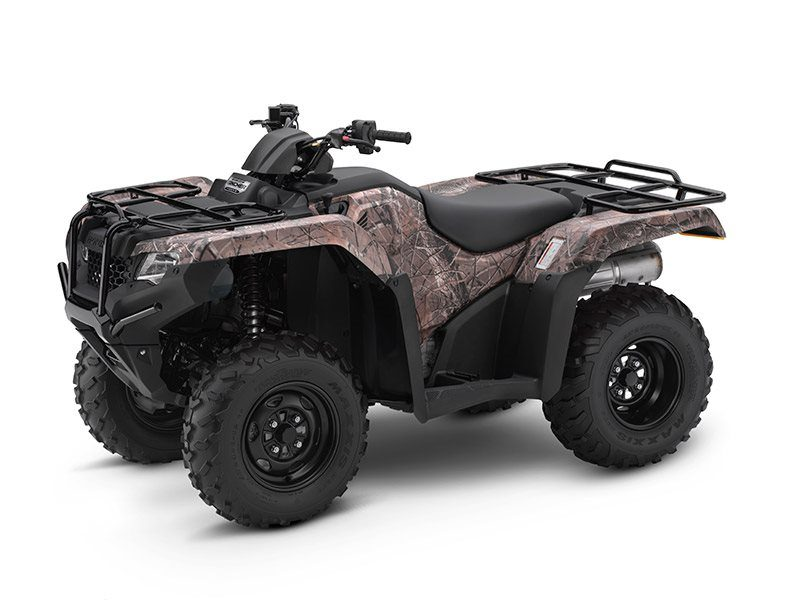 2017 Honda FourTrax Rancher 4x4 DCT EPS in Lewiston, Maine
