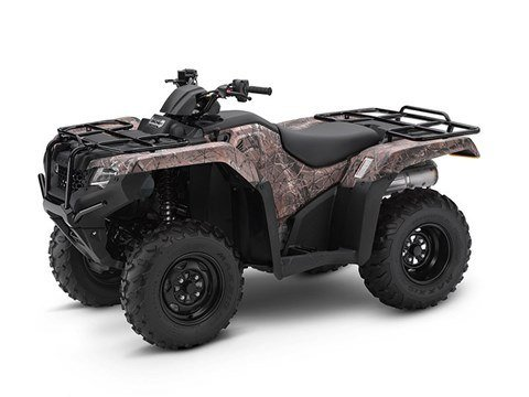 2017 Honda FourTrax Rancher 4x4 DCT EPS in Hudson, Florida