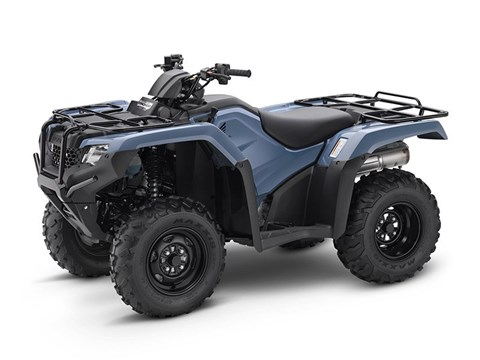 2017 Honda FourTrax Rancher 4x4 DCT EPS in Fairfield, Illinois