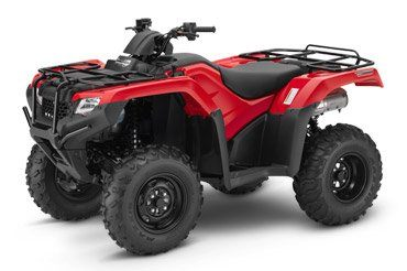 2017 Honda FourTrax Rancher 4x4 DCT IRS in Troy, Ohio