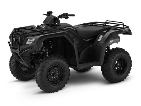 2017 Honda FourTrax Rancher 4x4 DCT IRS EPS in Grass Valley, California