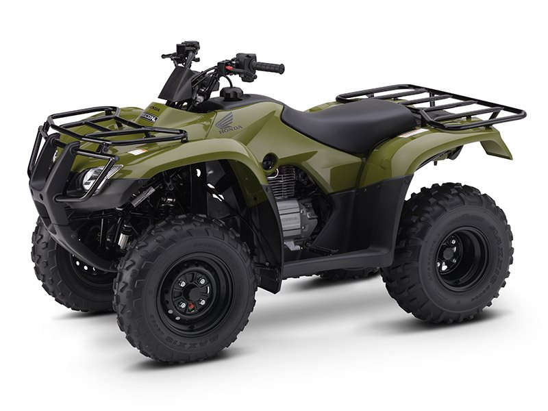 2017 Honda FourTrax Recon ES in Lewiston, Maine