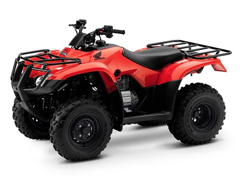 2017 Honda FourTrax Recon ES in Danbury, Connecticut