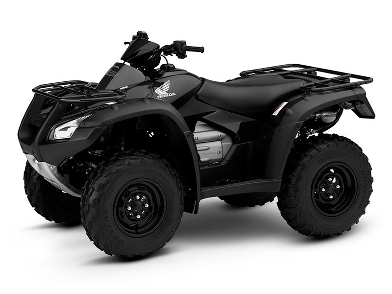 2017 Honda FourTrax Rincon in Grass Valley, California