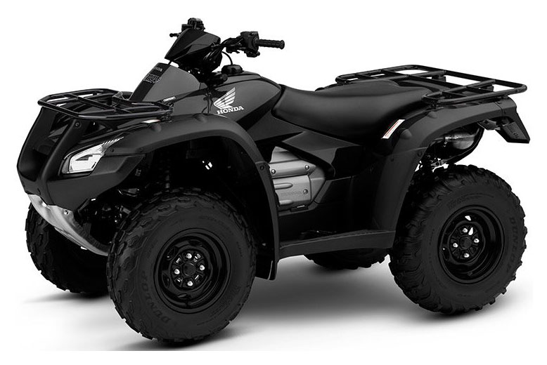 2017 Honda FourTrax Rincon in Freeport, Illinois