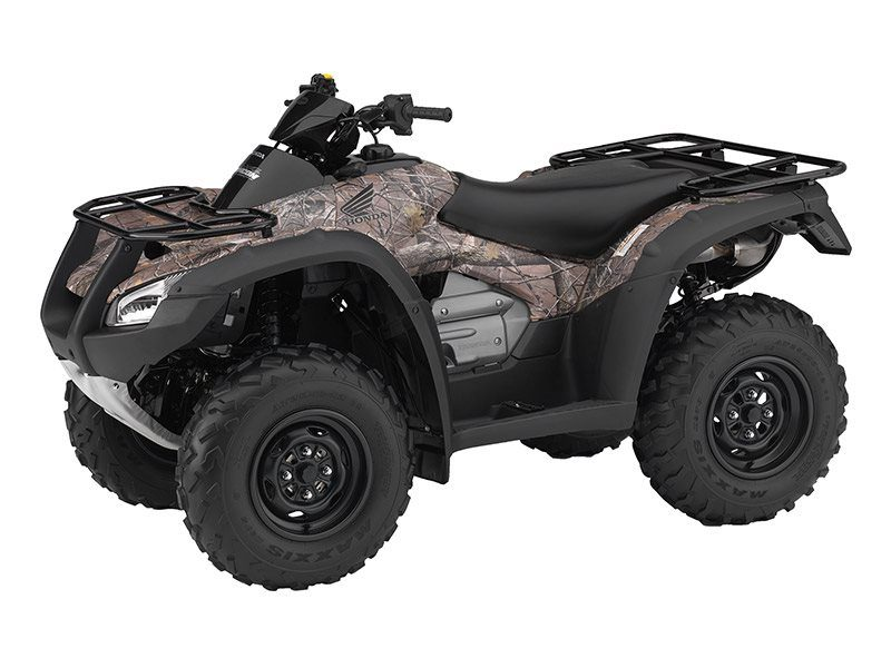 2017 Honda FourTrax Rincon in Prosperity, Pennsylvania