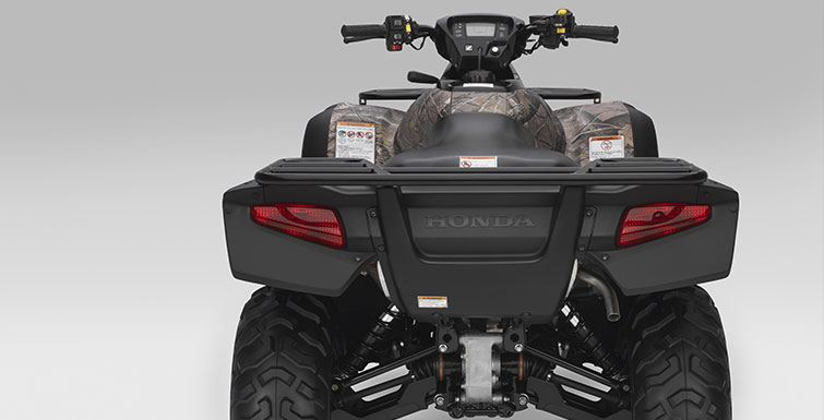 2017 Honda FourTrax Rincon in Amherst, Ohio
