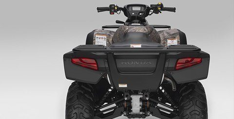 2017 Honda FourTrax Rincon in Albemarle, North Carolina