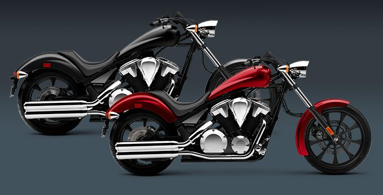 2017 Honda Fury ABS in Canton, Ohio