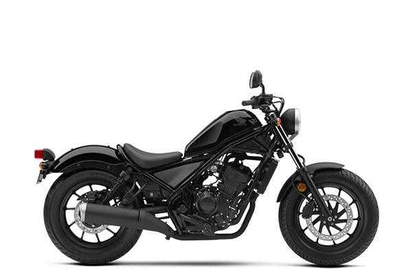 2017 Honda Rebel 300 6