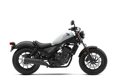 2017 Honda Rebel 300 in Hendersonville, North Carolina