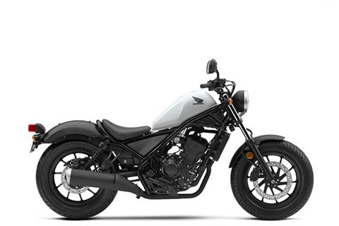 2017 Honda Rebel 300 in Warren, Michigan