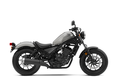 2017 Honda Rebel 300 in Rhinelander, Wisconsin