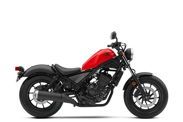 2017 Honda Rebel 300 in Fond Du Lac, Wisconsin