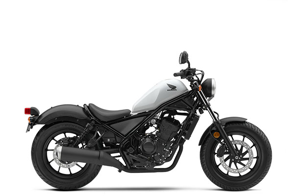 2017 Honda Rebel 300 in Sauk Rapids, Minnesota