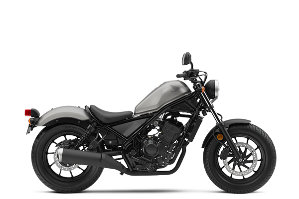 2017 Honda Rebel 300 in Cleveland, Ohio