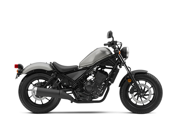 2017 Honda Rebel 300 in Sanford, North Carolina