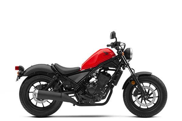 2017 Honda Rebel 300 in Conway, New Hampshire