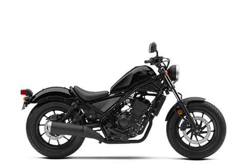 2017 Honda Rebel 300 ABS in Crystal Lake, Illinois