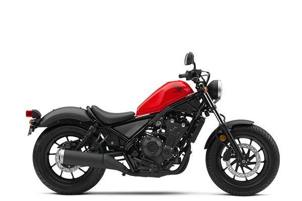 2017 Honda Rebel 500 in Chattanooga, Tennessee - Photo 1