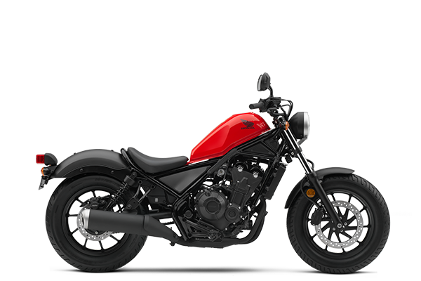 2017 Honda Rebel 500 in Fontana, California