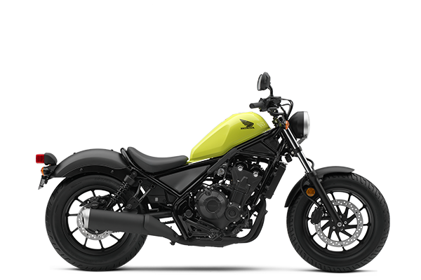 2017 Honda Rebel 500 in Hollister, California