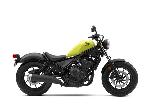 2017 Honda Rebel 500 in Amherst, Ohio