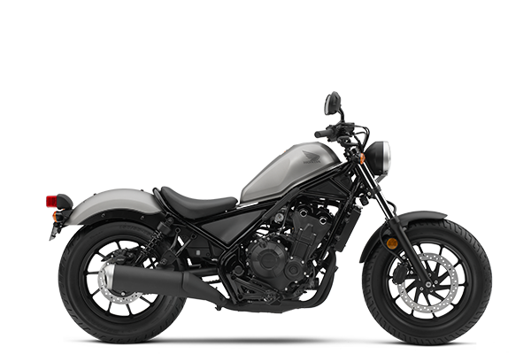 2017 Honda Rebel 500 in Ithaca, New York