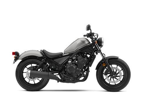 2017 Honda Rebel 500 in Vancouver, British Columbia