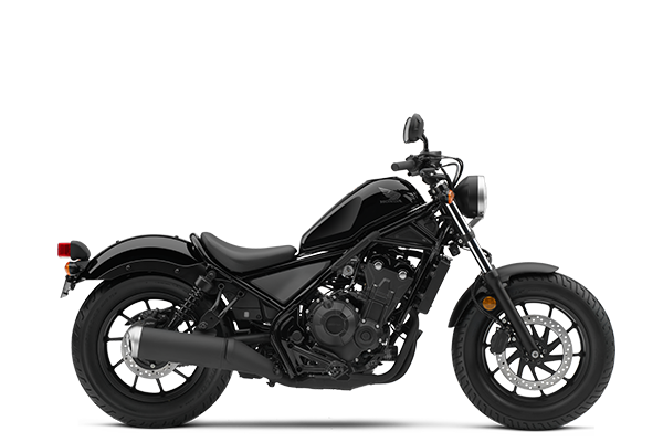 2017 Honda Rebel 500 ABS in Norfolk, Virginia