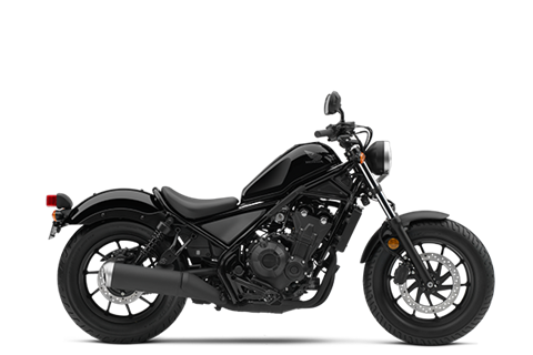 2017 Honda Rebel 500 ABS in Hendersonville, North Carolina