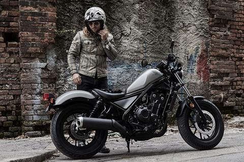 2017 Honda Rebel 500 ABS in Monroe, Michigan