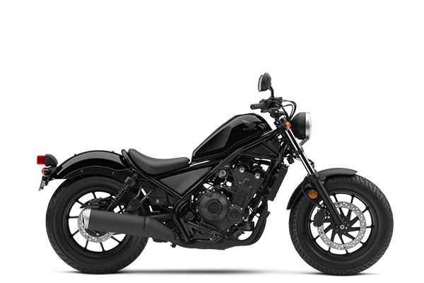 2017 Honda Rebel 500 ABS in Lewiston, Maine