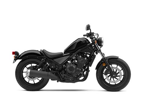 2017 Honda Rebel 500 ABS in Freeport, Illinois