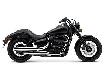 2017 Honda Shadow Phantom in Johnson City, Tennessee