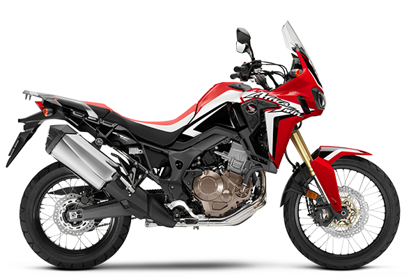 2017 Honda Africa Twin in Grass Valley, California
