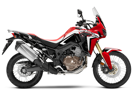 2017 Honda Africa Twin in Amarillo, Texas