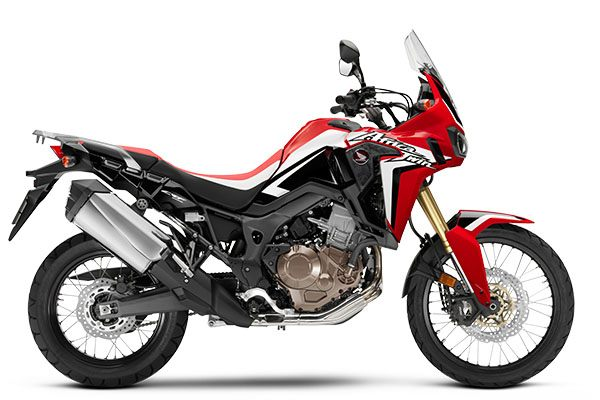 2017 Honda Africa Twin in Berkeley, California - Photo 1