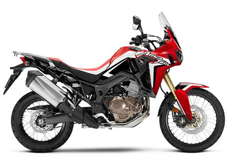 2017 Honda Africa Twin in Petaluma, California