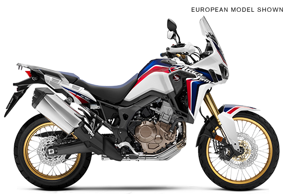 2017 Honda Africa Twin in Beloit, Wisconsin