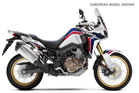 2017 Honda Africa Twin in Fairfield, Illinois