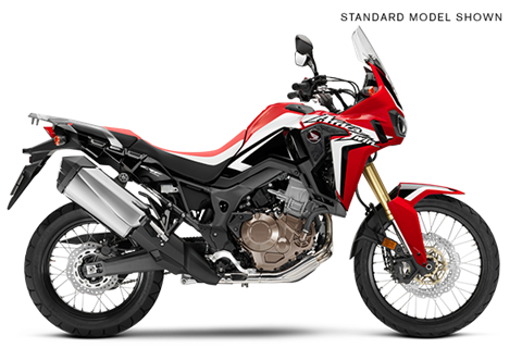 2017 Honda Africa Twin DCT in Ithaca, New York